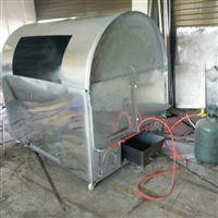 齐全烤箱型泡沫造块机