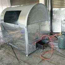烤箱型泡沫造塊機