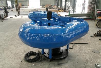 浮筒式曝气机搅拌机推流器