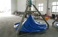 GSJ-1500双曲面搅拌机多曲面搅拌机GSJ-1500潜水式安装不锈钢轴环保设备