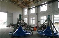 雙曲面攪拌機多曲面搅拌机GSJ-1000潜水式安装不锈钢轴环保设备