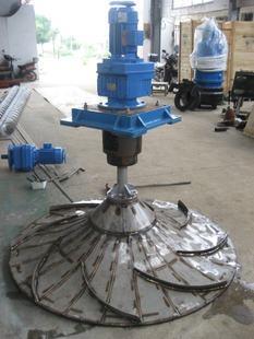 干式安装碳钢轴环保设备