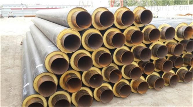 钢套钢空调热水保温管专用规格