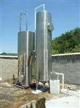 FL-JS-100海南全自动无动力不锈钢一体化净水设备厂家