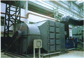 FOM-EP车间冷轧机油雾净化系统