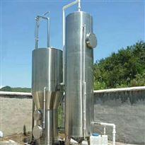 FL-HB-JS立式无动力高效一体化净水设备供应商