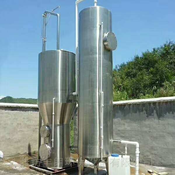 云南不锈钢无动力一体化净水器设备厂家