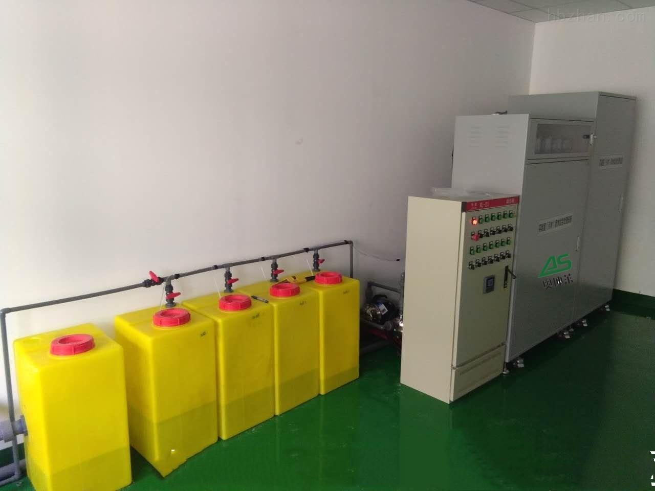 通化动物房实验室污水处理设备工艺先进