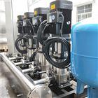 武汉老式洋房改造生活叠压无负压供水设备改造工程设备特点
