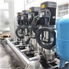 德国威乐WILO品牌生活叠压无负压供水设备上海别墅改造工程