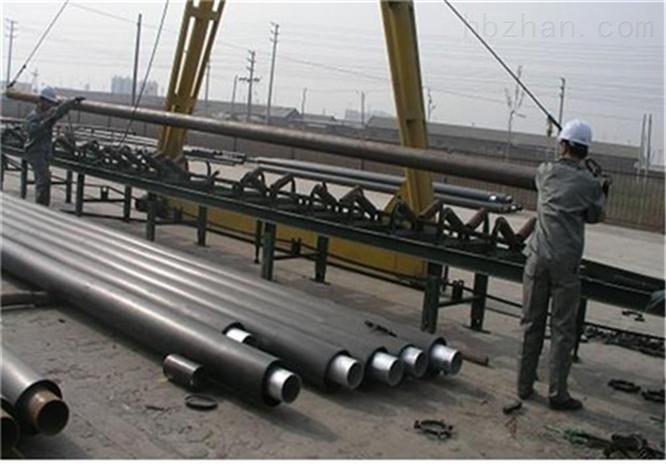 标准型蒸汽直埋热水保温管报价单