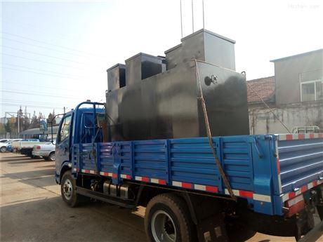 农村地下污水处理一体化设备