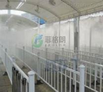 湖南大型造纸厂高压喷雾降尘加湿雷竞技官网app厂家