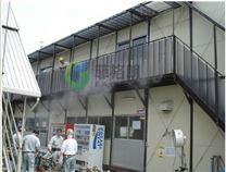 广东河源市混凝土喷雾加湿喷洒系统生产供应