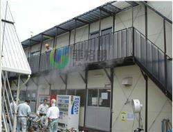 纺织厂车间喷雾加湿系统制造商
