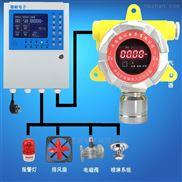 固定式氢气气体报警器,可燃气体报警器