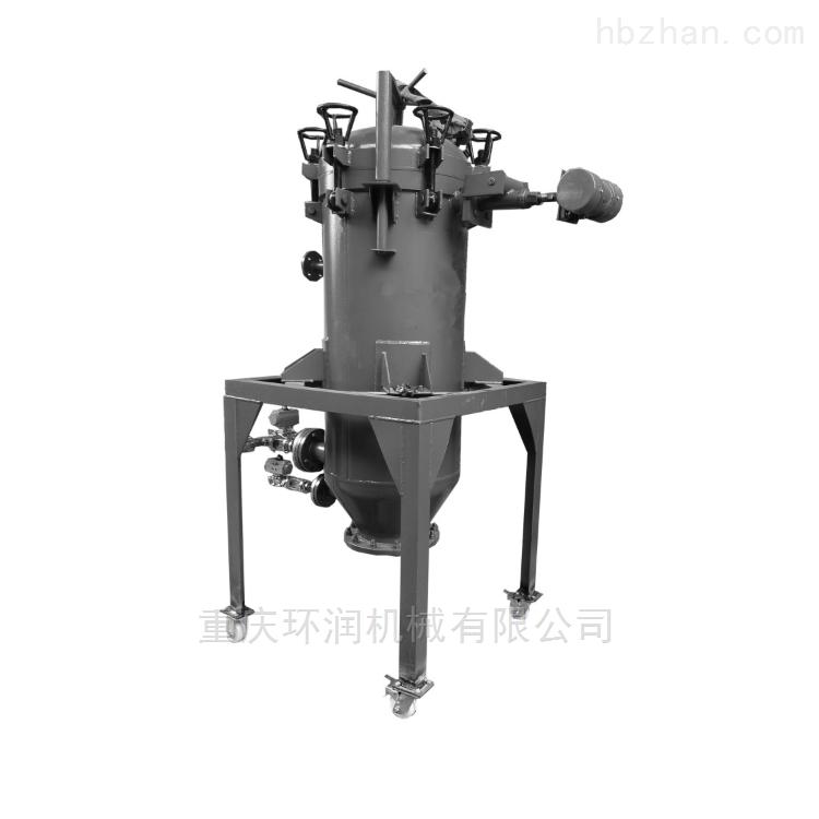 固液分离自动排渣过滤机