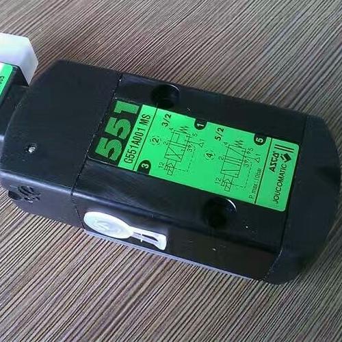 电磁阀SCG551A001MS220V