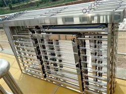 紫外线消毒模块 生活污水厂出水一级A标准