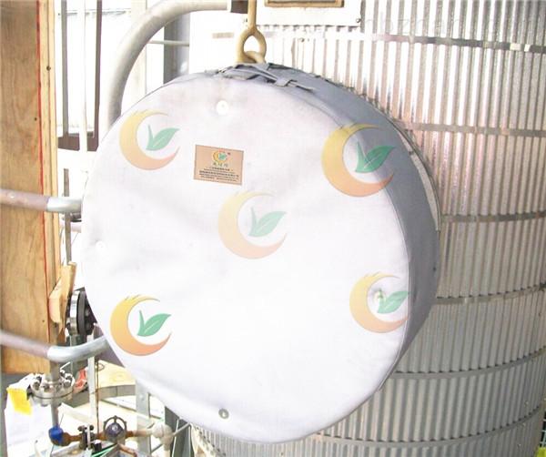 炼油厂阀门管道保温套