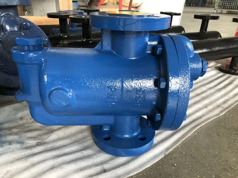 法蘭倒置桶式蒸汽疏水閥