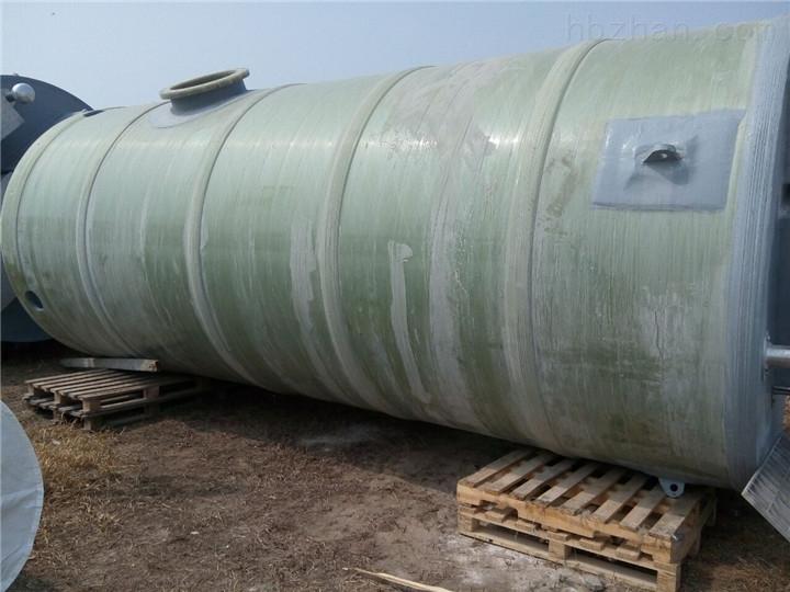 安徽省阜阳市玻璃钢一体化预制泵站