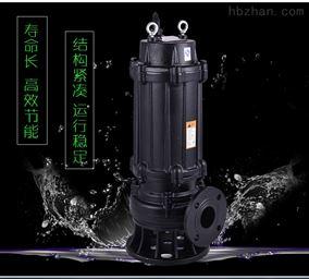 BYWQ大型潜水排污泵