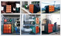 靜電熱處理工業油煙淨化器