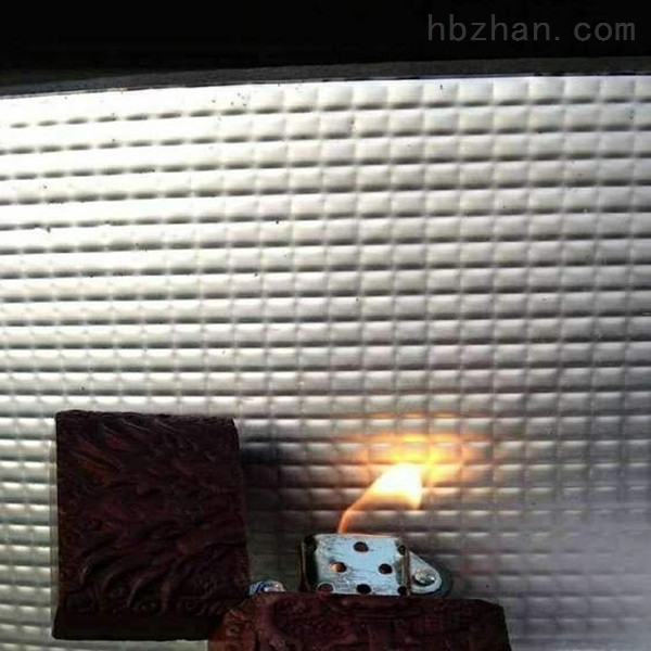 卷板、管贴锡箔铝箔橡塑保温棉生产厂家阻燃防火铝箔