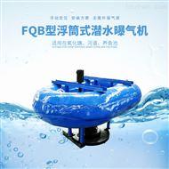 浮筒式潜水曝气机