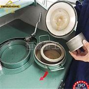 密封式化驗製樣粉碎機振動磨樣機單個料缽