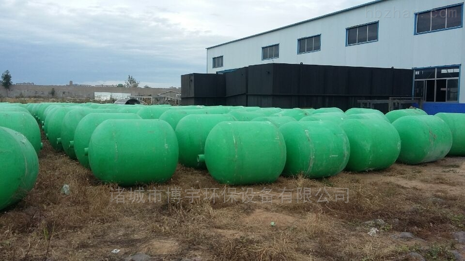 供应辽宁地埋式生活污水处理设备
