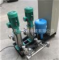 管网叠加变频恒压供水系统变频泵