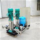 德国威乐MVI407一用一备生活变频供水泵组二次增压定压