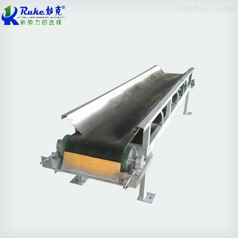 PD-500如克PD皮带工业固体物料输送机价廉