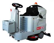 重庆小型双刷电动洗地机