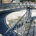 污水厂中心传动单管刮泥机
