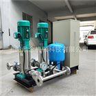 进口MVI5205德国威乐变频供水设备一用一备定压补水系统