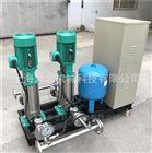 德国wilo威乐MVI5206全自动给水设备采用不等容量恒速变频泵