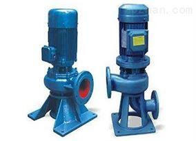 LW无堵塞立式污水泵