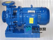 IHW卧式管道增压泵 防爆管道提升泵,离心泵