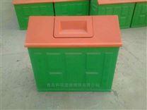 青岛环卫玻璃钢垃圾桶