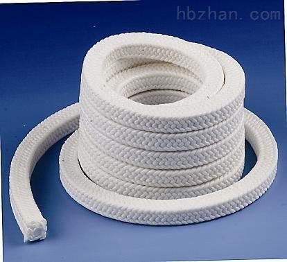耐酸碱二级白四氟盘根、四氟填料环厂家批发