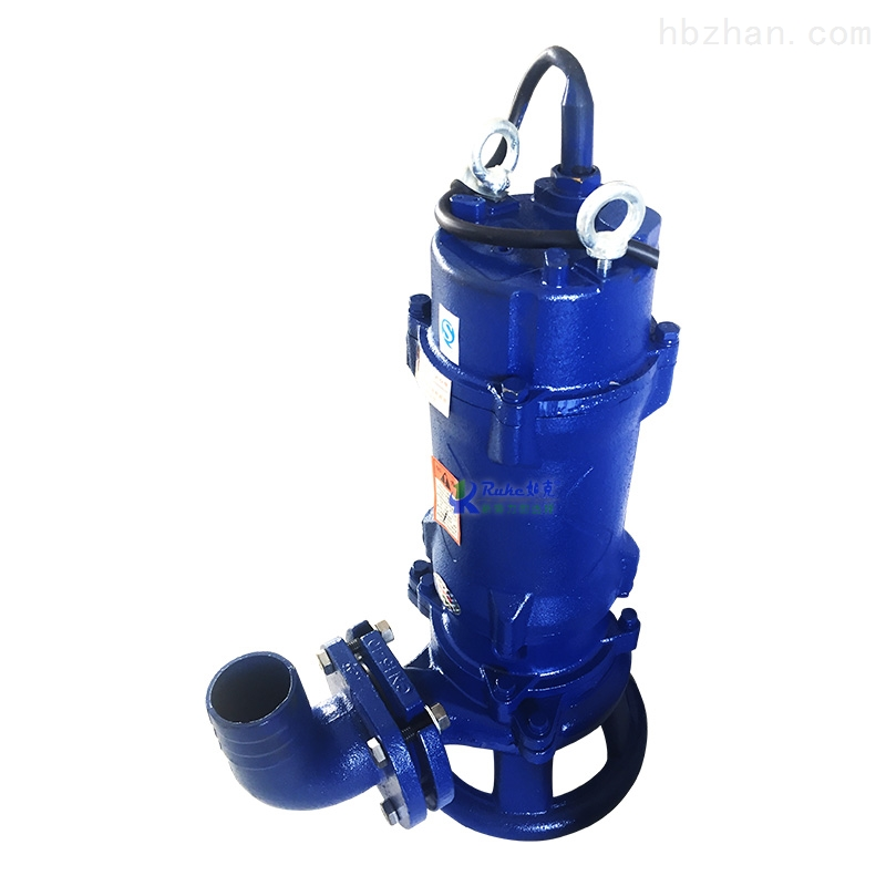 50WQG10-10-0.75WQG型家用化粪池全自动粉碎切割泵