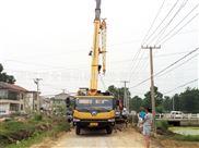 乡村污水处理成套设备系统