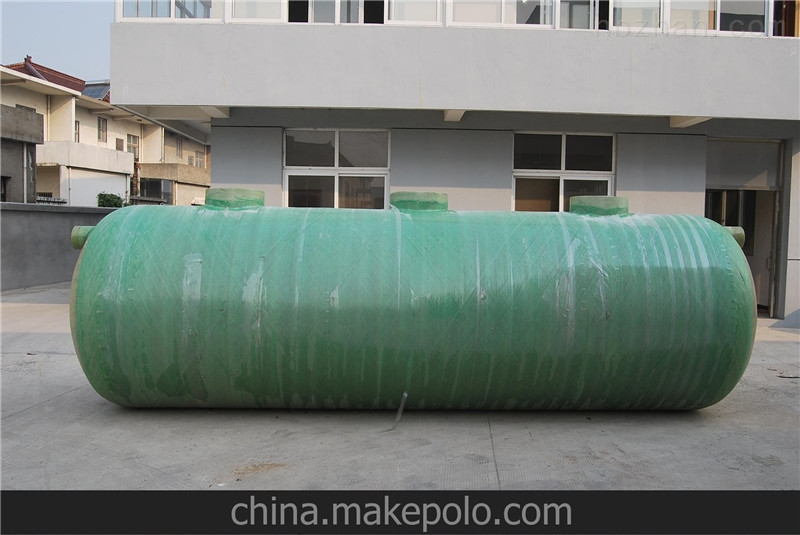 浙江省宁波市玻璃钢化粪池供应商