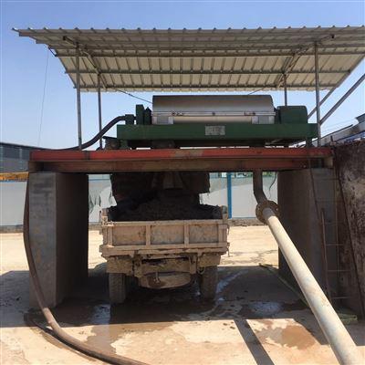 石料制沙泥漿脫水機