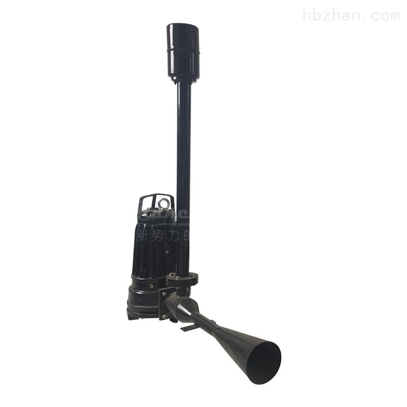 污泥增氧消化设备 深水自吸式射流曝气机