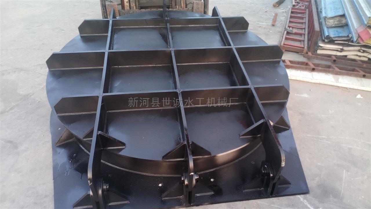 DN100-泵站拍门、泵站闸门型号齐全,厂家订货