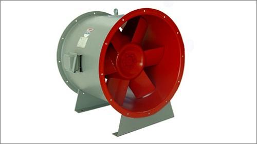 德州東潤:HTF型軸流式消防排煙風機躍居市場黑馬